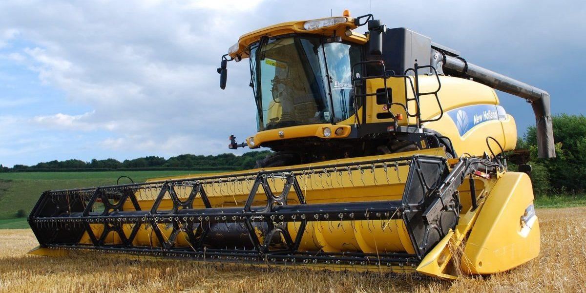 παρακολούθηση γεωργικών μηχανημάτων
